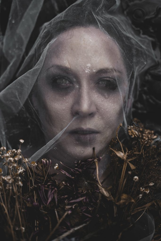 Dark Water Horror Portraits