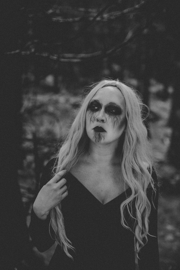 Dark portraits